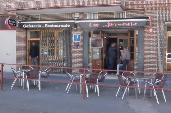 Cafeteria Restaurante La Dracula