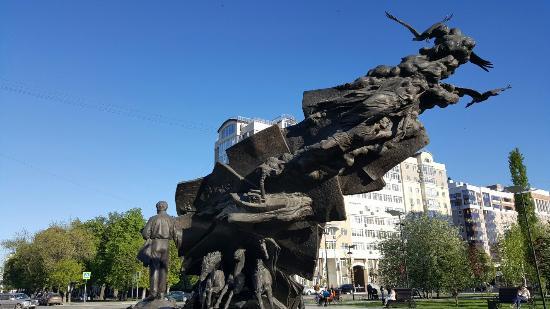 Monument Mustai Karim
