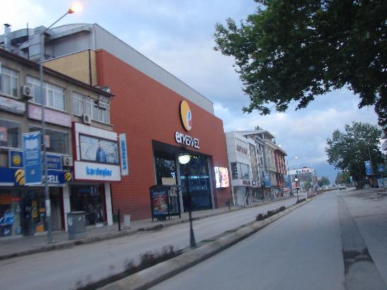 Ermerkez Shopping Center