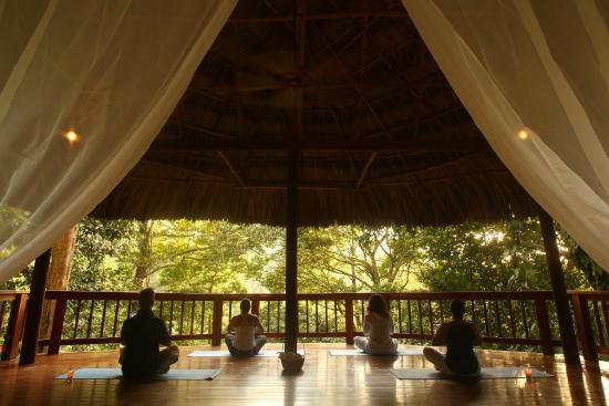 The Lodge at Pico Bonito: River Pavilion