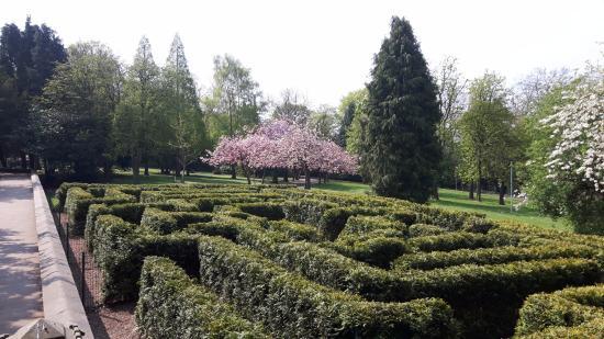 The maze - Picture of Saltwell Park, Gateshead - Tripadvisor