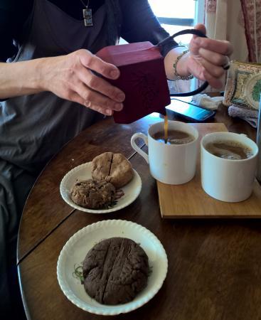 Tulsi Tea Room