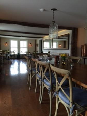 Arlington, Vermont: diningroom
