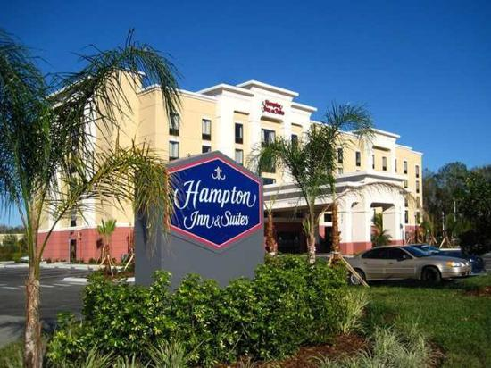 Hampton Inn & Suites Tampa-Wesley Chapel: Exterior