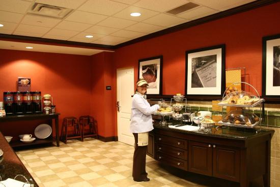 Wesley Chapel, FL: Breakfast Area