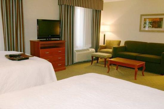 Hampton Inn Santa Rosa: Suite