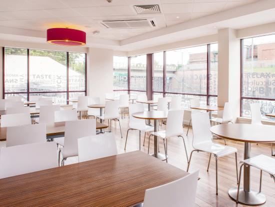 Travelodge Wembley: BarCafe