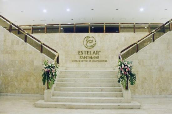 Estelar Santamar Hotel & Convention Center: Lobby