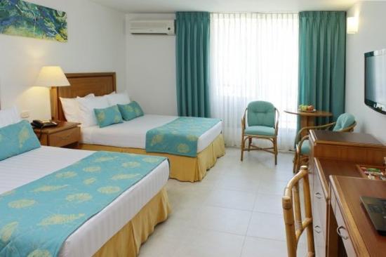 Estelar Santamar Hotel & Convention Center: Guest Room