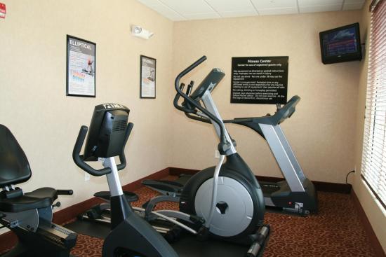 Hampton Inn Murphy : Fitness Center