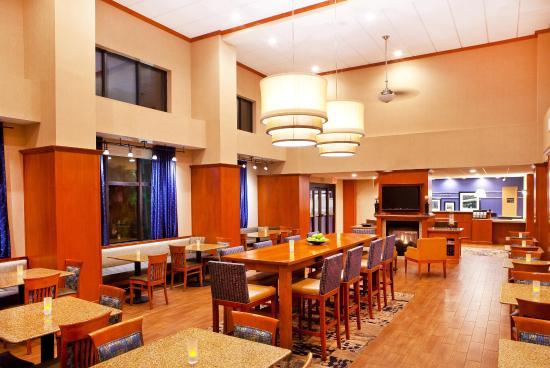 Smithfield, RI: Lobby at Night