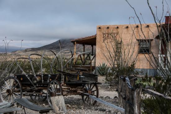 Ten Bits Ranch: Look at the view!