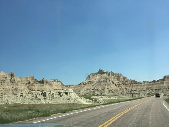 ‪Badlands National Park‬