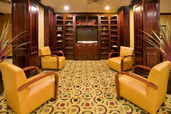 Denison, Teksas: Hotel Lobby