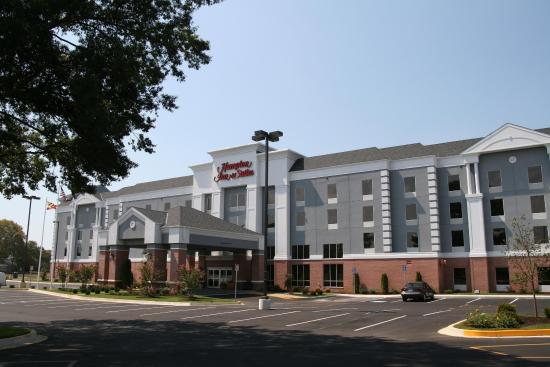 Welcome to Hampton Inn & Suites Fruitland-Salisbury South - Photo Tour