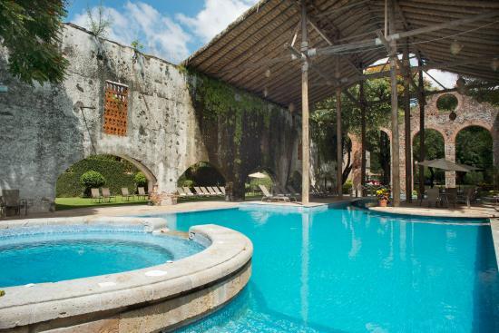 Fiesta Americana Hacienda San Antonio El Puente Cuernavaca: Pool-Dia