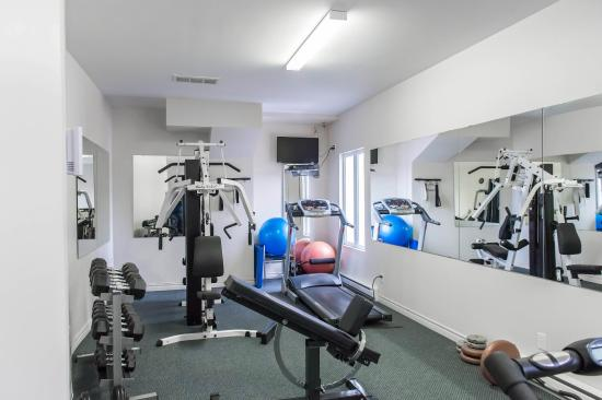 Mont Laurier, Canada: Fitness Center