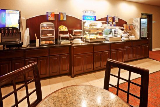 Stephenville, TX: Express Start Breakfast Bar