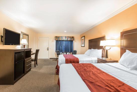 Colton, Califórnia: Guest room