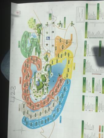 Center Parcs Elveden Map photo1.   Picture of Center Parcs Elveden Forest, Elveden