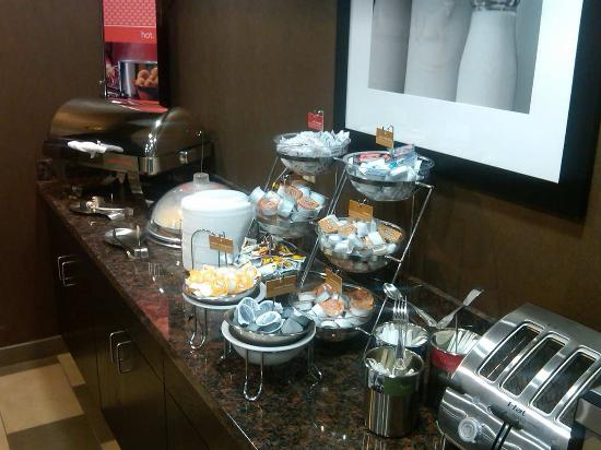 Hampton Inn & Suites Lebanon: Hot Zone