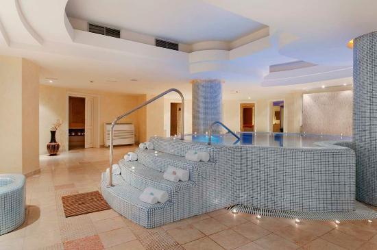 Hilton Sibiu: Spa