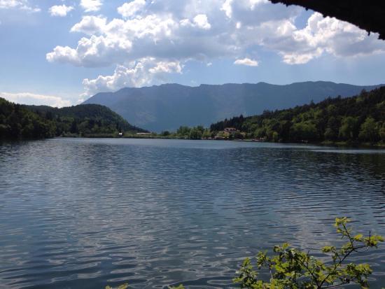 Infotafel bersicht foto di laghi di monticolo lago for Piani cottage piccolo lago