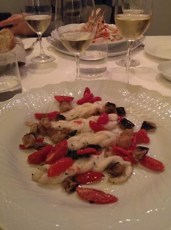Ristorante Romano: закуска