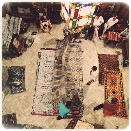 Les Nomades de Marrakech