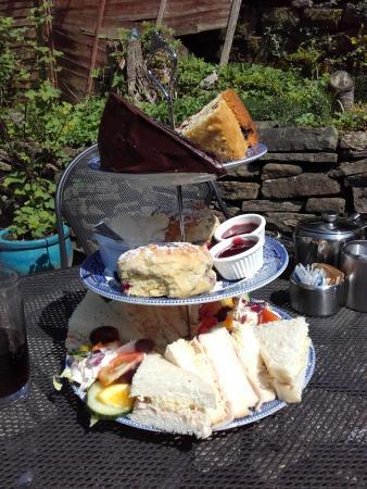 Hathersage, UK: Afternoon Tea