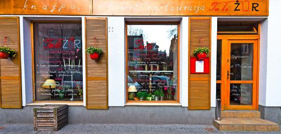 TuleŻUR - Knajpa, a nawet Restauracja