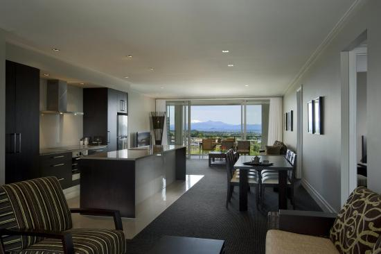 Hilton Lake Taupo: 3 Bedroom Apartment