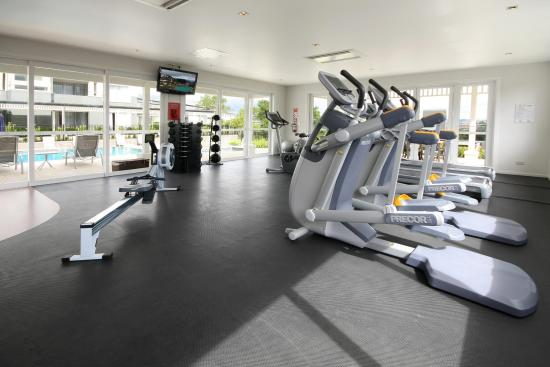 Hilton Lake Taupo: Fitness Center