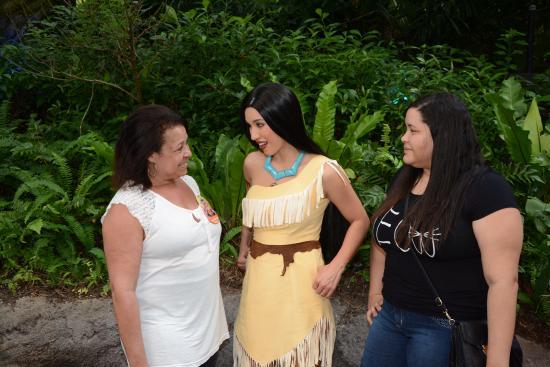 Meet Pocahontas