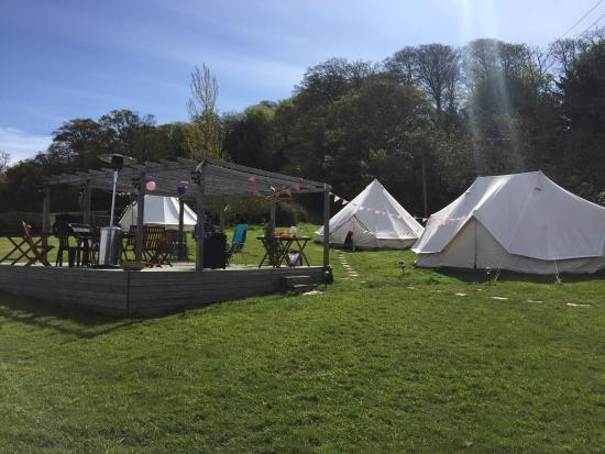 Belvoir, UK: Glamping Weekend