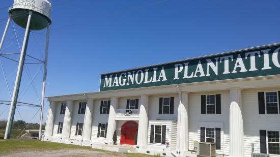 Lenox, جورجيا: Magnolia Plantation