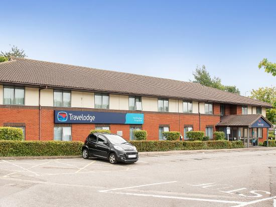 Trowell, UK: Travelodge Exterior
