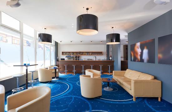 Blauzeit Hotel: Bar