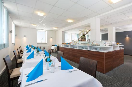 Blauzeit Hotel: Restaurant