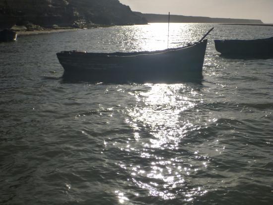 Port de Tarfaya Maroc, pas de ...