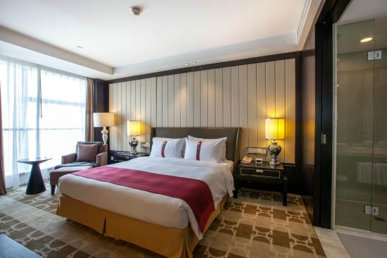 Holiday Inn Beijing Focus Square: 1 King Bed Executive Suite