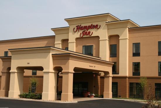Hampton Inn Dandridge: Hotel Exterior
