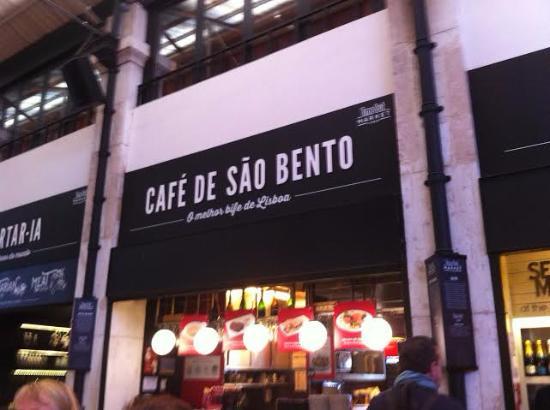 Cafe De Sao Bento
