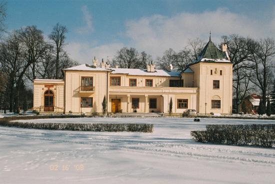 Jasionka, Pologne : The Ostoya Manor- winter view