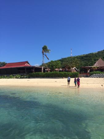 Tavewa Island, Fiji: Best resort I've been to! Thank you for everything guys! You are the best! ❤️