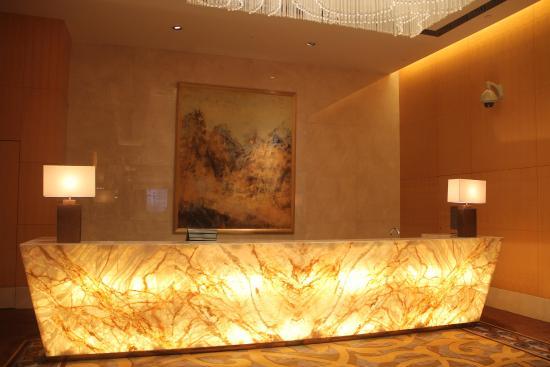 Yichang, Çin: Reception Area