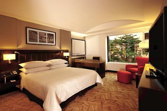Hilton Bogota: Deluxe King Room