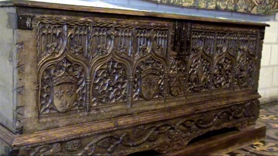 meuble renaissance picture of chateau de saumur saumur tripadvisor. Black Bedroom Furniture Sets. Home Design Ideas