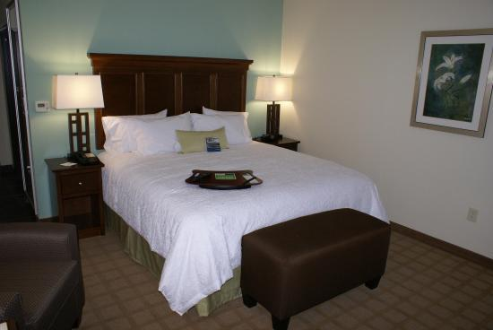 Center, TX: King Standard Bed View