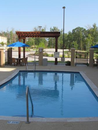 Center, เท็กซัส: Outdoor Pool